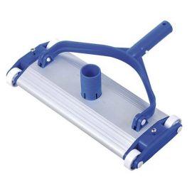 Carro limpiafondos piscina aluminio 45cm para manguera