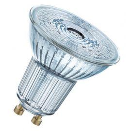 Lámparas LED con casquillo GU10 LEDVANCE Bombilla led Parathom 4,3W 827 GU10 36º Cristal Osram