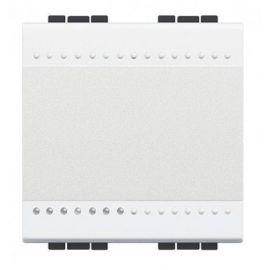 Interruptor 16A ancho blanco Bticino Livinglight N4001M2A