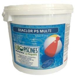 Cloro en pastillas Diaclor PS Multi 3 acciones Diasa 5Kg