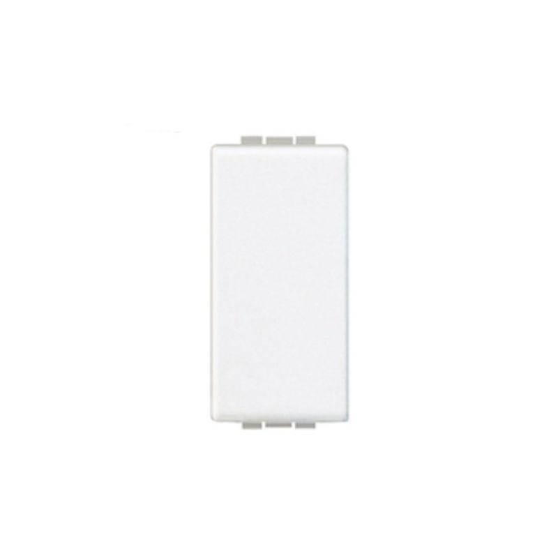 Interruptores y Enchufes por marca BTICINO Tapa ciega estrecha blanco Bticino Livinglight N4950