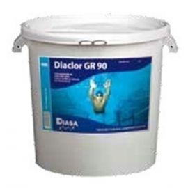 Diaclor GR 90 cloro disolución lenta en granulado