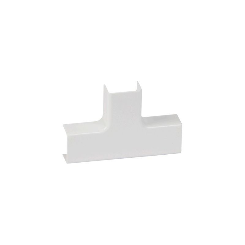 Canaletas LEGRAND Derivación en T 20x12,5mm PVC blanco DLPlus Legrand