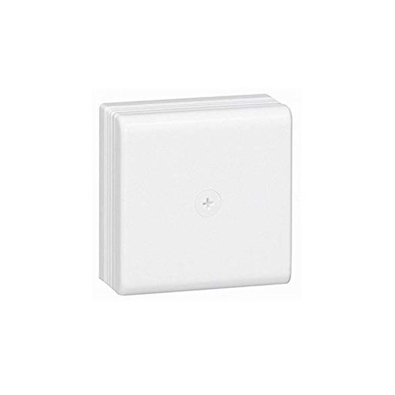 Canaletas LEGRAND Caja derivación superficie 110x110x50 DLPlus blanco