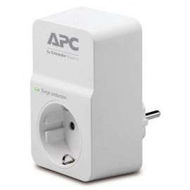 Toma enchufe protección contra sobretensiones APC