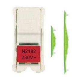 Kit Iluminación LED Rojo Niessen Zenit N2192 RJ