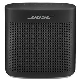 Altavoz Bose Bluetooth SoundLink Color II negro
