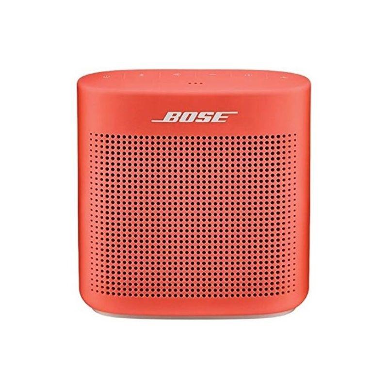 Altavoces bluetooth y Sistema de sonido BOSE Altavoz Bose Bluetooth SoundLink Color II rojo