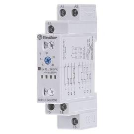Temporizador modular multitensión 12-240V AC/CC