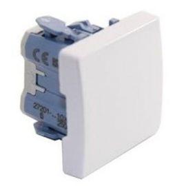 Interruptor ancho blanco Simon 27 Play 27101-65