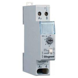 Minutero electrónico modular 16A Legrand 003701