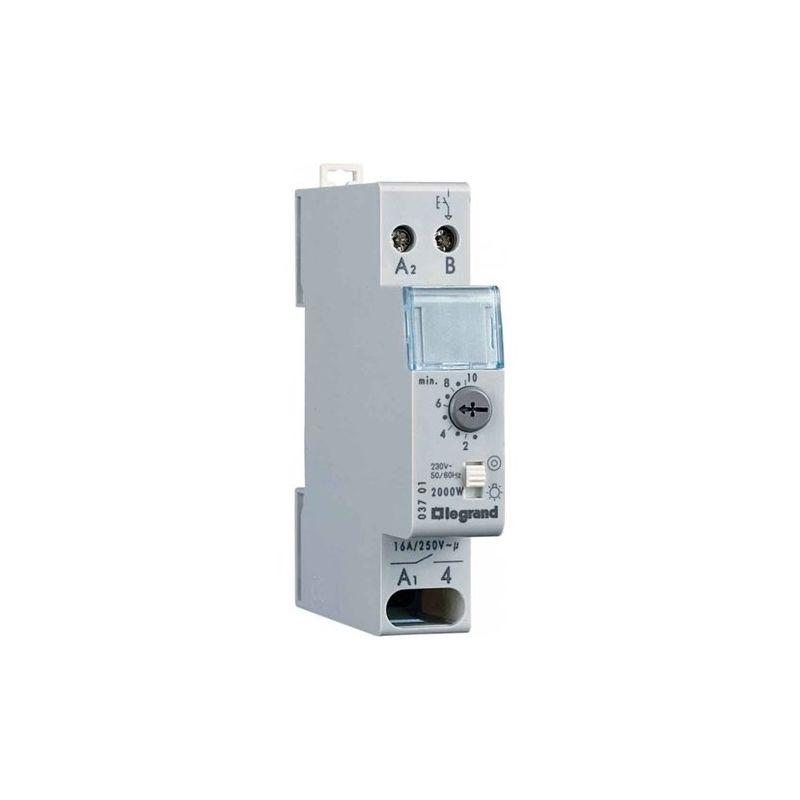 Automáticos de escalera LEGRAND Minutero de escalera modular 16A Legrand 003701
