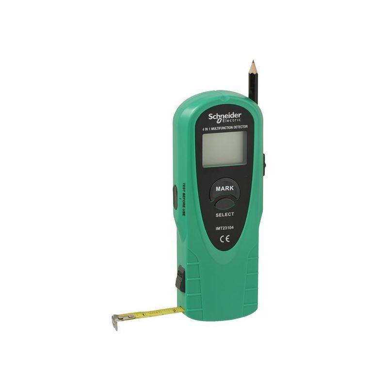 Herramientas de medición SCHNEIDER Detector digital multiusos Throrsman 4 IMT23204