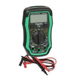 Herramientas de medición SCHNEIDER Multímetro digital Throrsman Cat III 600V IMT23222