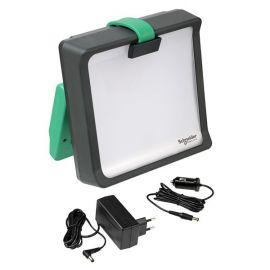 Proyector LED 17W portátil autonomía 3h IMT33133