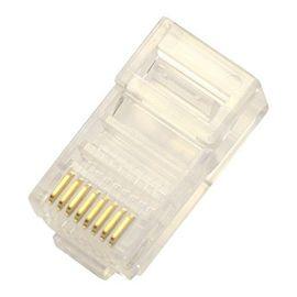 Conector RJ45 cat. 6 macho 8 contactos