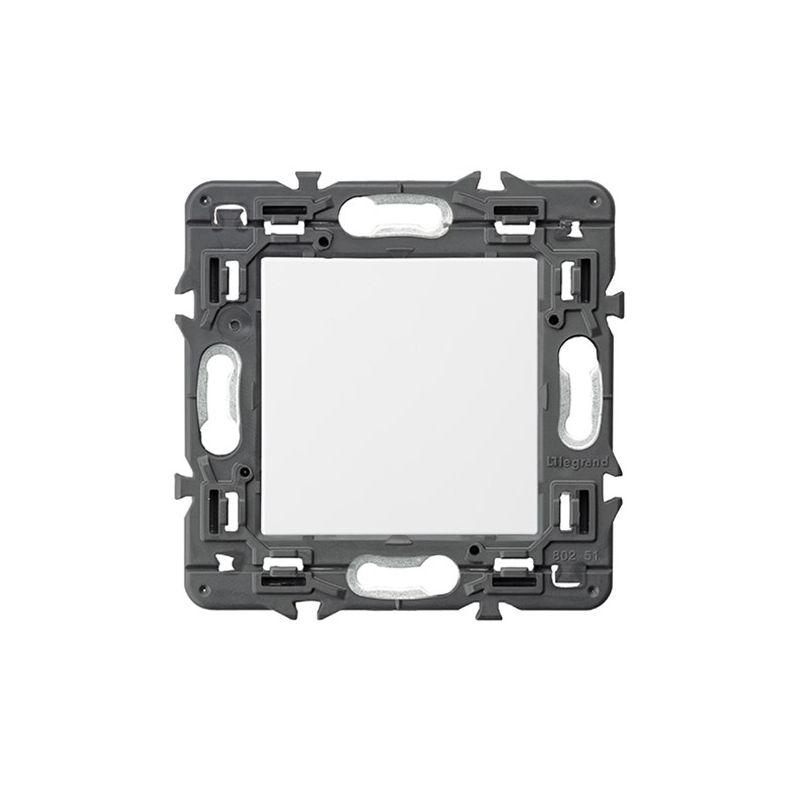 Interruptores y Enchufes por marca LEGRAND Tapa ciega blanco Valena Next 741280