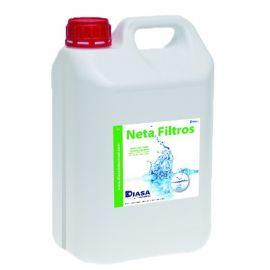 Limpiador de lecho filtrante Netafiltros 5Kg de Diasa Industrial 020036.00005