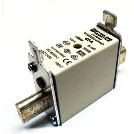 Fusible Cuchilla tipo NH Talla 000 40A GC 500V Referencia: N212463H