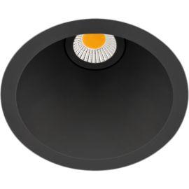 Arkos Light Empotrable Swap M 7W 3000K Negro Reg. Corte Fase A2122221N