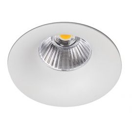 Aro empotrar Luxo LED 8W 3000K Blanco Kohl Lighting K50150.W.3K