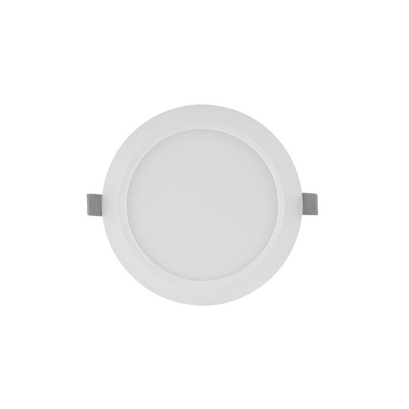 Downlights Led circulares LEDVANCE Downlight LED blanco Slim 6W luz neutra 4000K Ø118mm Ledvance