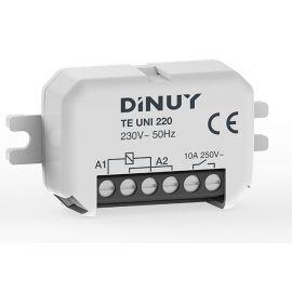 Microtelerruptor unipolar 230V 1NA DINUY TE UNI 20