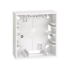 Base caja superficie 1 elemento blanco Simon 27 Play 2700751-030