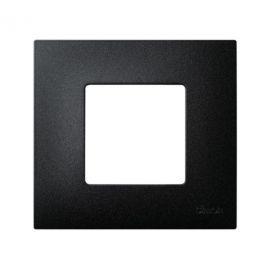 Funda artic 1 elemento negro Simon 27 Play 2700617-086