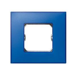 Marco 1 elemento azul electrico mate Simon 27 Neos 27771-67