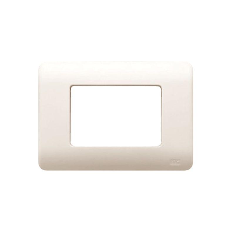 Por Marca BJC Marco caja americana 3 modulos estrechos beige BJC Sol Teide 16353-A