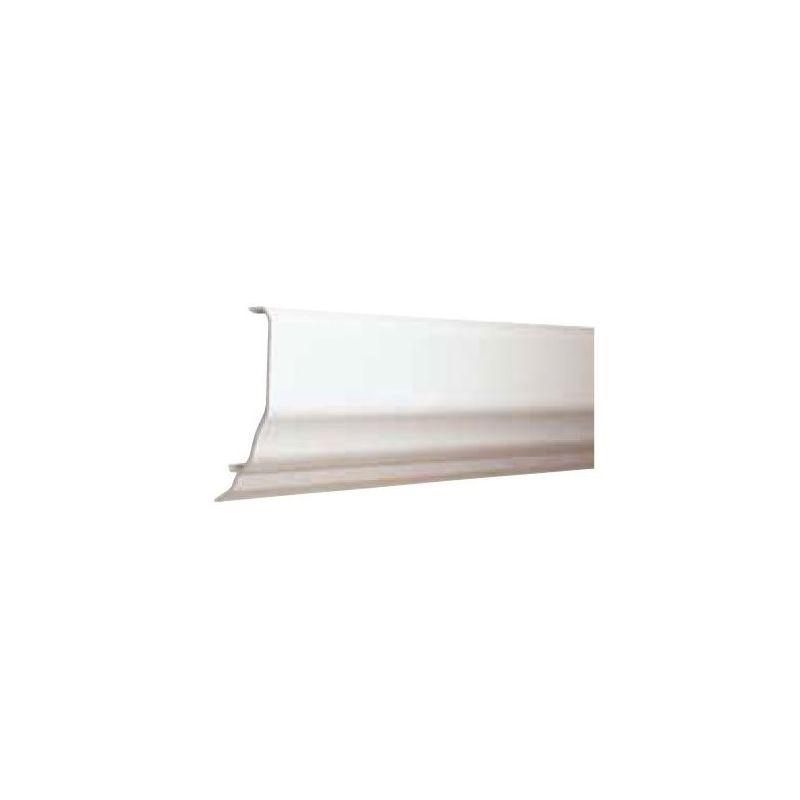 Elegance LEGRAND Moldura de fachada 2 metros 218x109mm blanca Legrand 636383