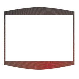Embellecedor intermedio rojo maruno BJC Coral 21600-RM