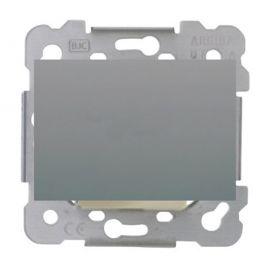 Tapa ciega + bastidor gris sombra BJC Coral 21133-GS