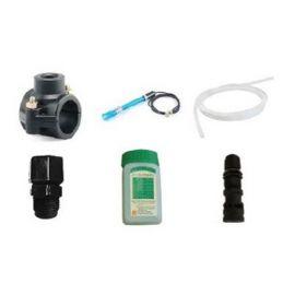 Cloradores salinos y dosificación HIDRO WATER Bomba dosificadora PH peristáltica 1,5 l/h HidroWater HP-4028-22