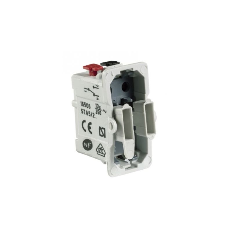 Interruptores y Enchufes por marca BJC Conmutador BJC series Sol, Coral y Rehabitat 16506