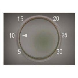 Tapa termostato electrónico gris lava BJC Coral 21744-GL