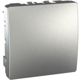 Tapa ciega ancho Aluminio Schneider Unica-Top U9.866.30