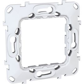 Bastidor 1 elemento Plástico Schneider Unica U7.002.P