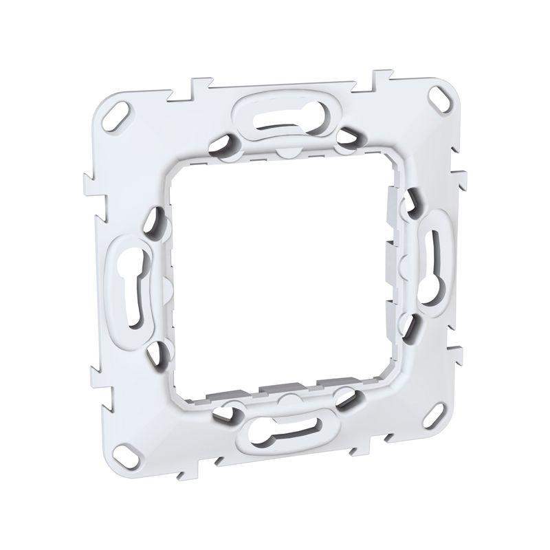Interruptores y Enchufes por marca SCHNEIDER Bastidor 1 elemento Plástico Schneider Unica U7.002.P