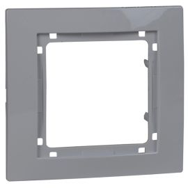 Marco 1 elemento Blanco sin embellecedor Schneider Unica-Colors U4.002.18