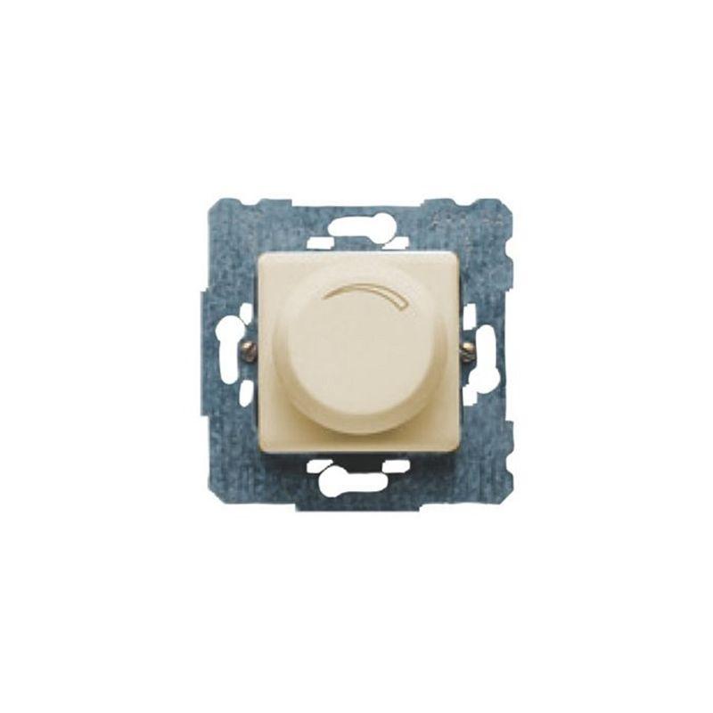 Interruptores y Enchufes por marca BJC Regulador de intensidad luminosa beige BJC Sol Teide 16038-A