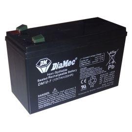 Batería recargable 12V 7Ah Golmar BAT-7A