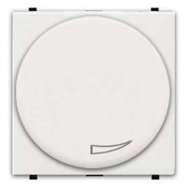 Regulador universal giratorio de pulsación Blanco Niessen Zenit N2260.2 BL