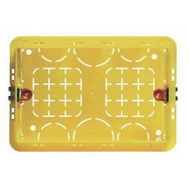 Caja universal de empotrar de 3 módulos Bticino 503E