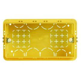 Caja universal de empotrar de 4 módulos Bticino 504E