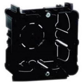 Caja universal enlazable para mecanismos 1 elemento BJC 2373-1