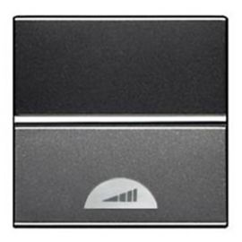 Regulador universal de pulsación Antracita Niessen Zenit N2260.1 AN