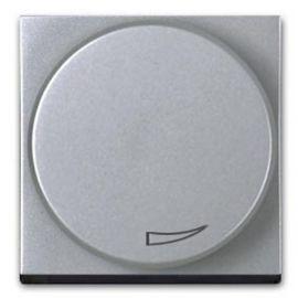 Regulador universal giratorio de pulsación Plata Niessen Zenit N2260.2 PL