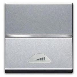 Regulador universal de pulsación Plata Niessen Zenit N2260.1 PL